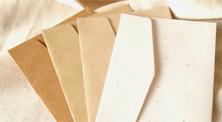 100克双胶纸单色信封 ()