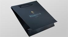 300克铜版手提袋,30X8X40cm ()